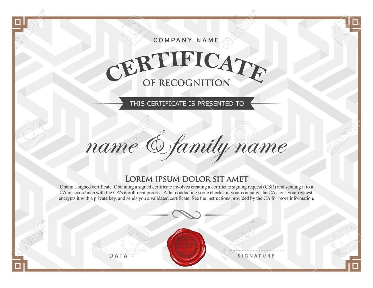 Certificate template certificate template can be rectangular certificate template certificate template can be rectangular white superimposed on the original text yadclub Choice Image