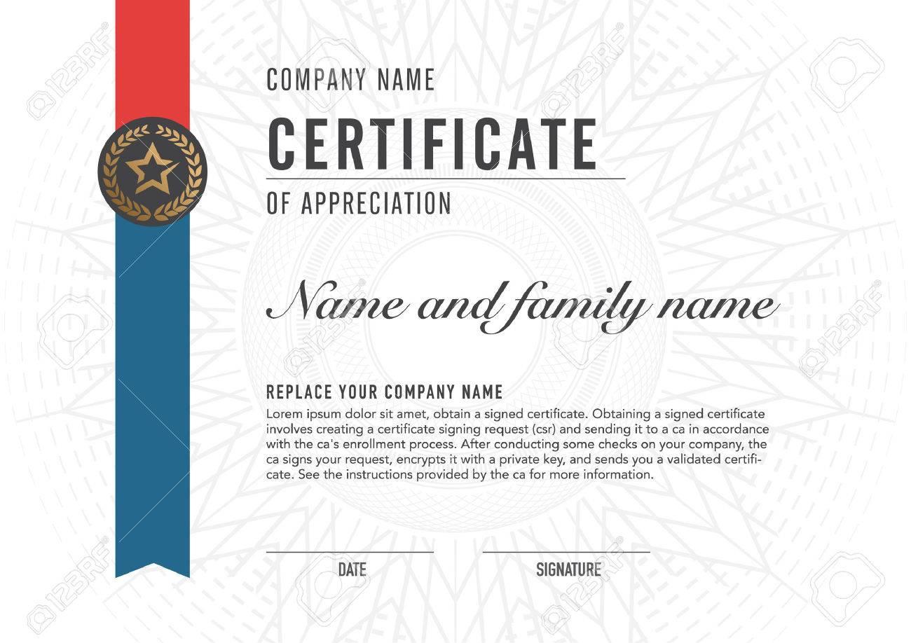 Premium vector design certificate luxury modern royalty free premium vector design certificate luxury modern stock vector 41126119 yadclub Image collections