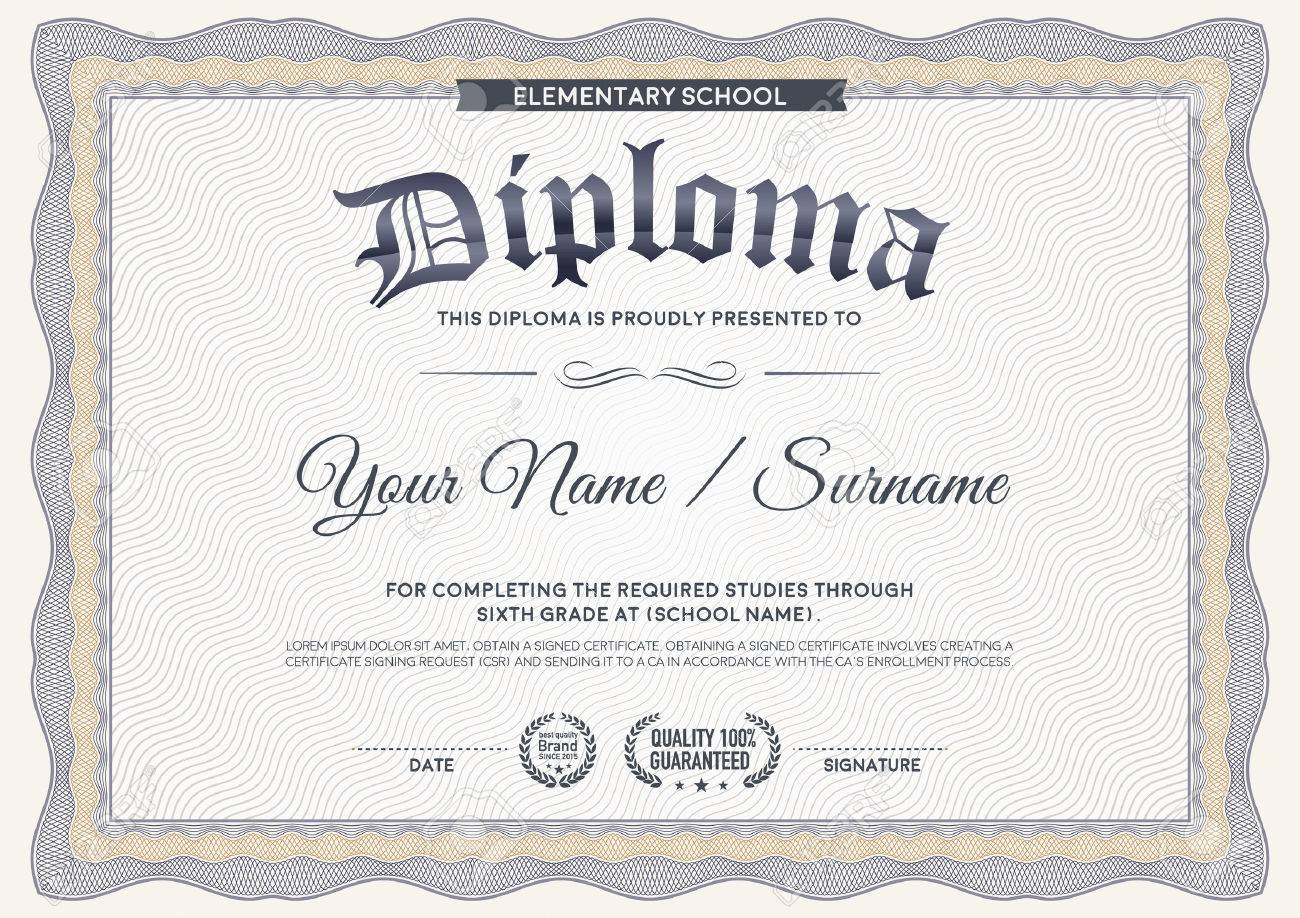 Diploma guilloche certificate template royalty free cliparts diploma guilloche certificate template stock vector 46331839 yadclub Image collections