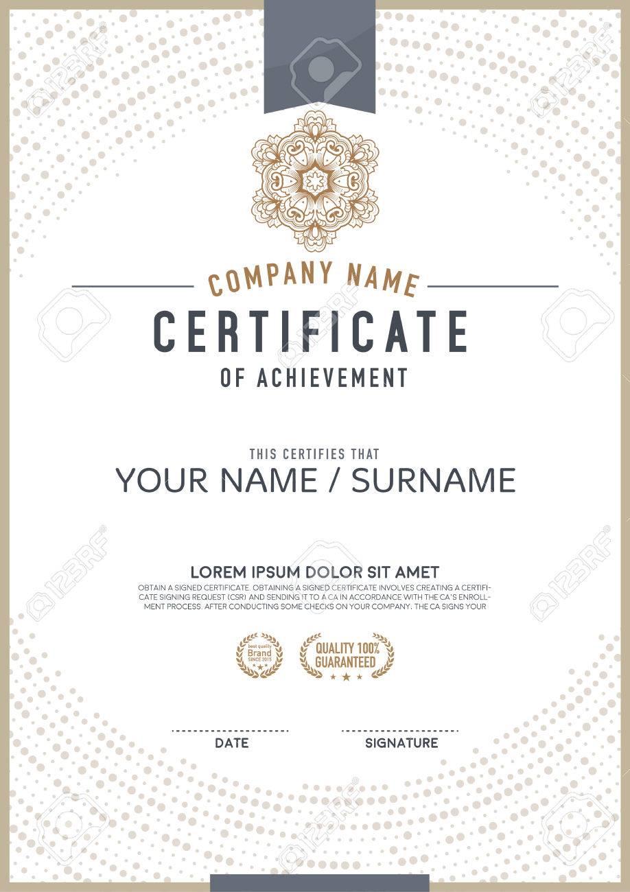 Vector certificate template luxurious unique royalty free cliparts vector certificate template luxurious unique stock vector 48015407 yadclub Image collections