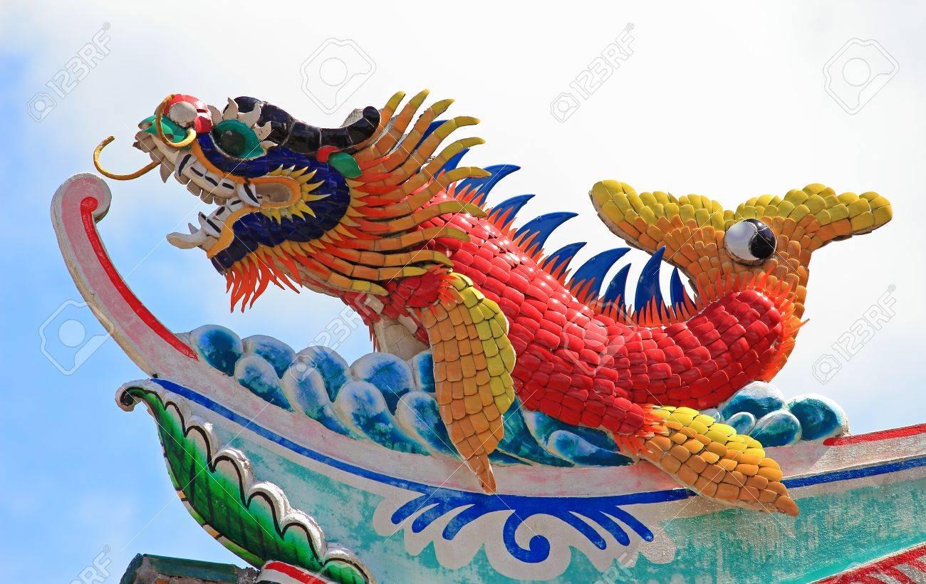 Bildergebnis für chinese fish dragon