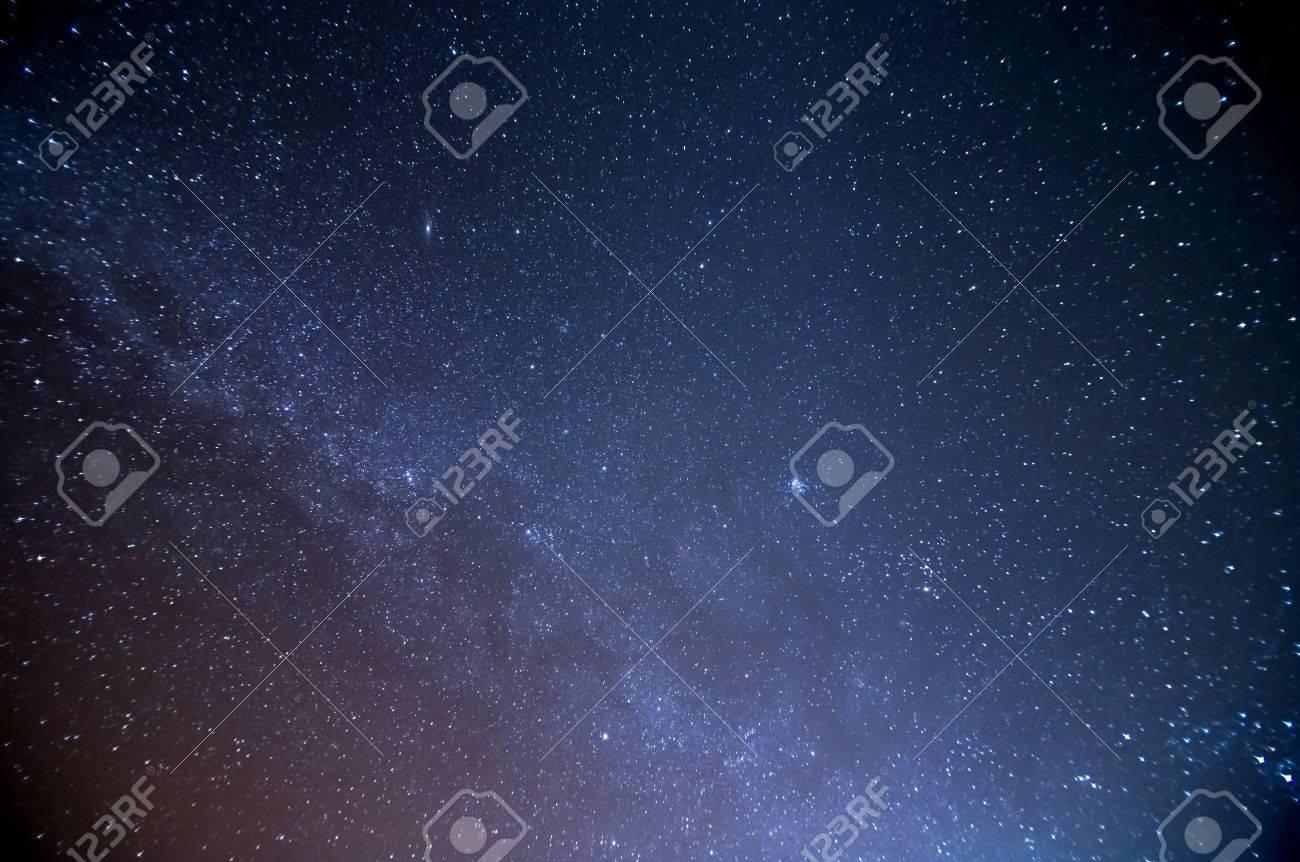 milky way galaxy - 54601601