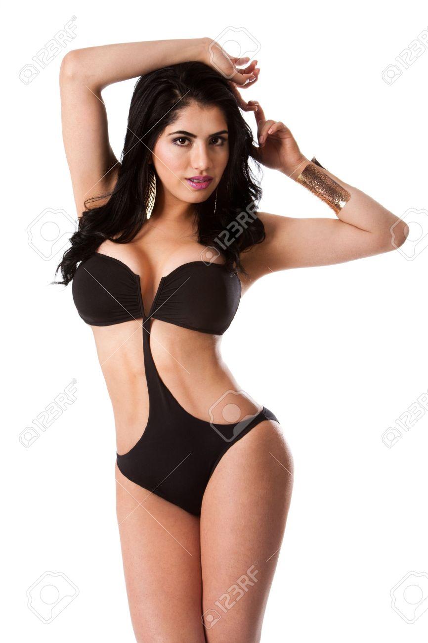 Zwarte vrouw sexy pic
