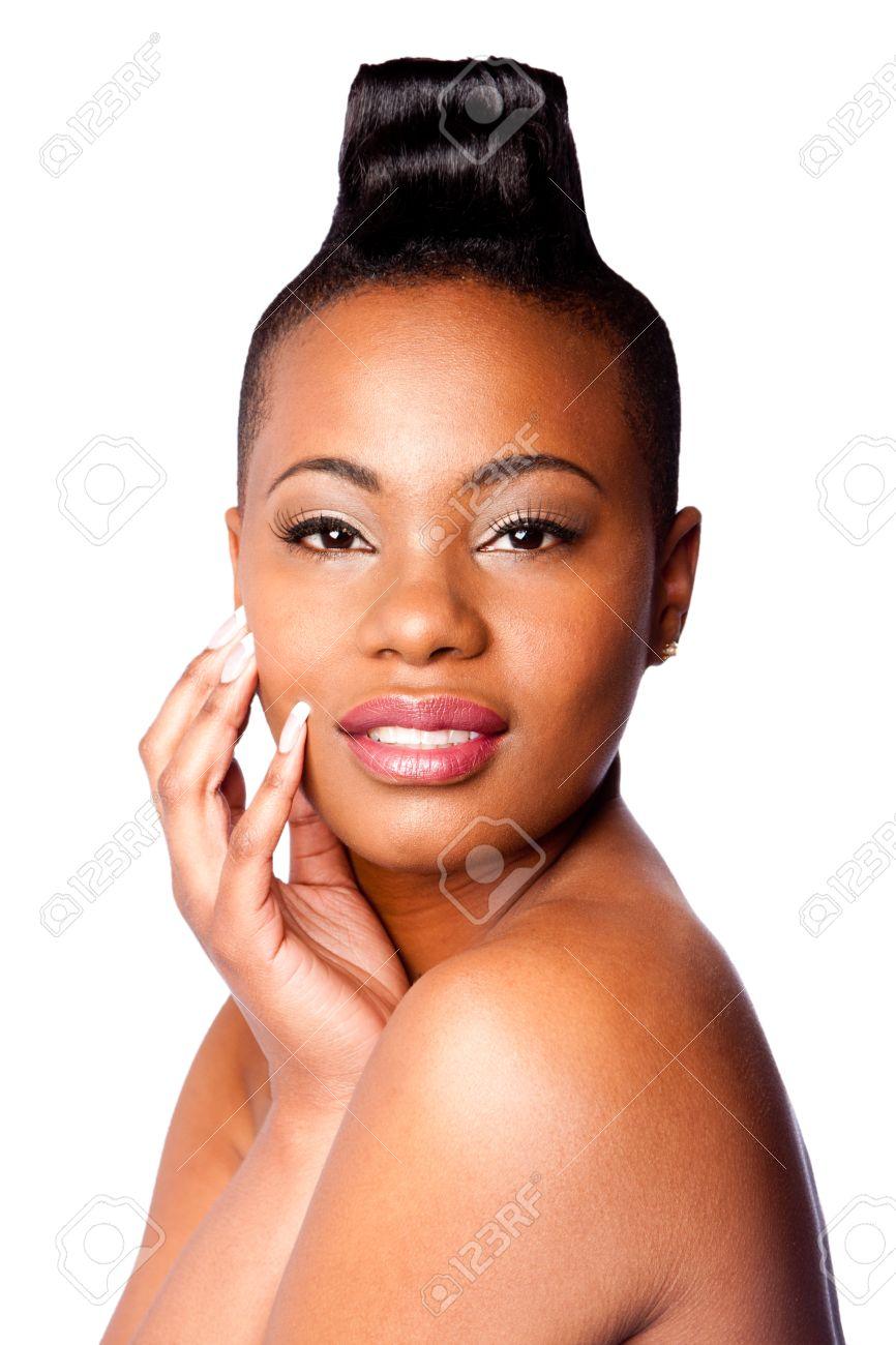 afrikanische frau nackt