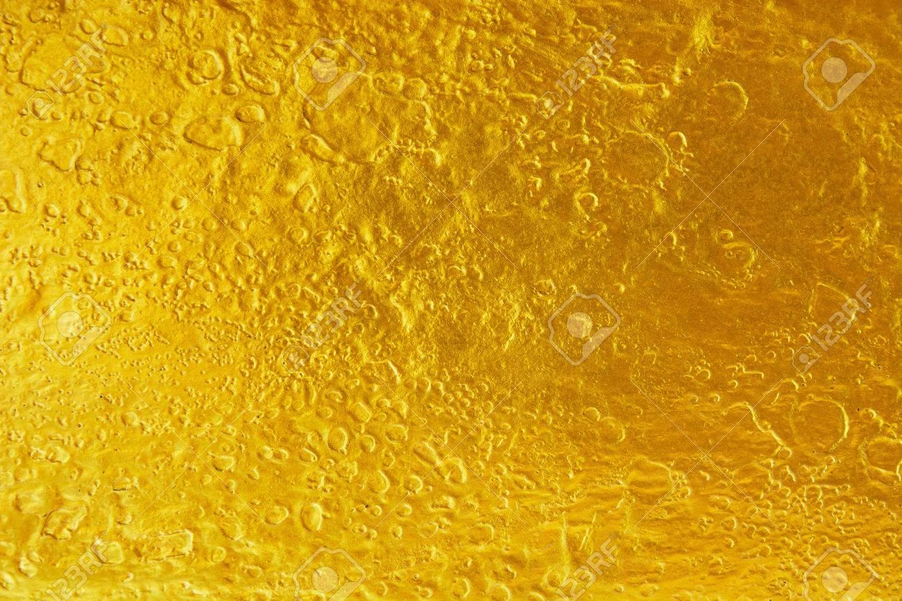 Fond Doré texture de ciment doré texture de fond d banque d'images et photos