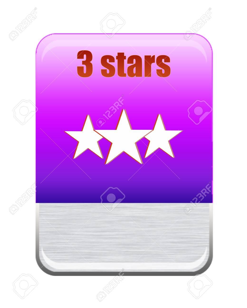 Five stars ratings Stock Photo - 9652591