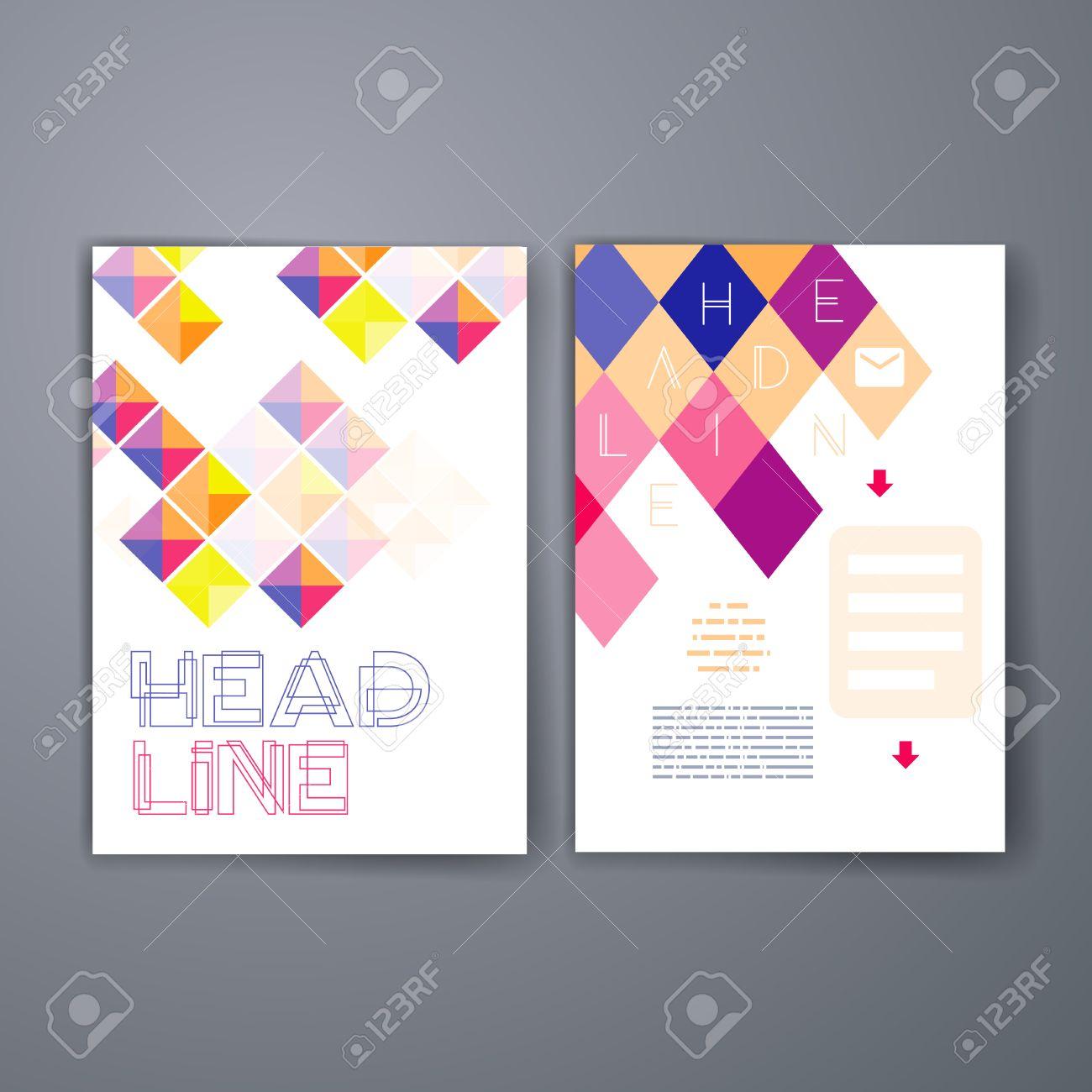 templates vector flyer brochure magazine cover template can templates vector flyer brochure magazine cover template can use for print and marketing