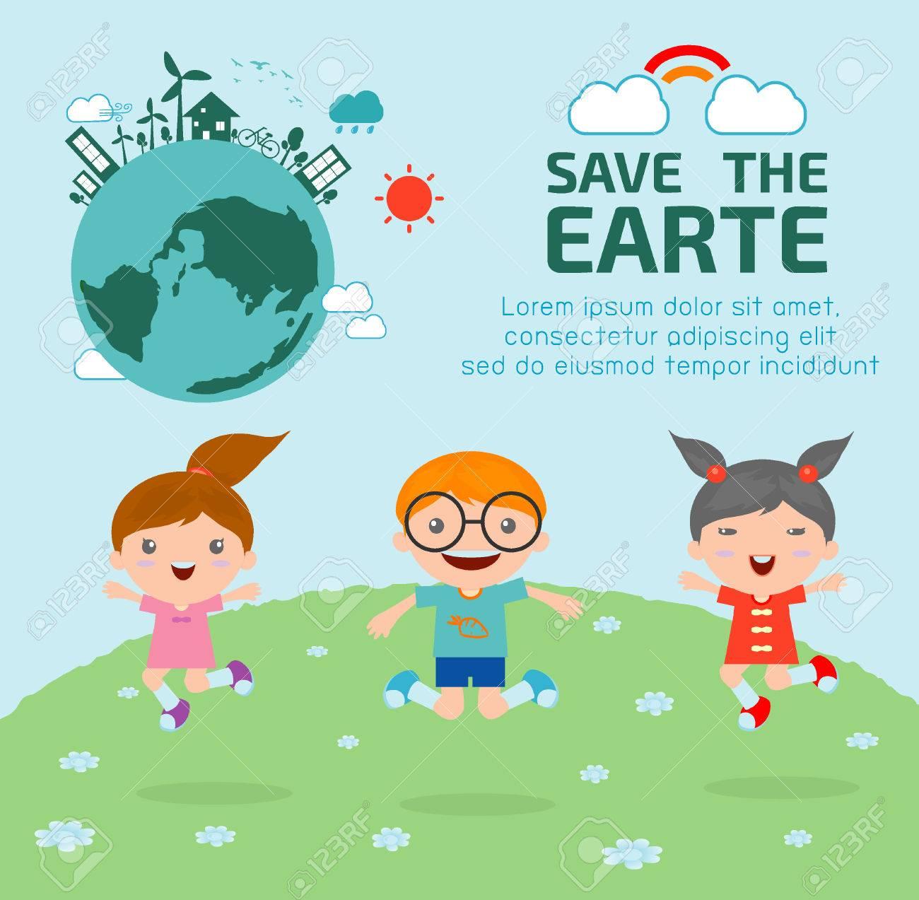 Kids For Saving Earth Kids For Saving The World Kids Save