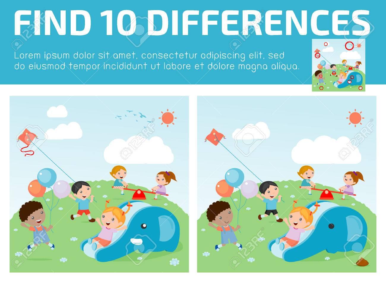 encontrar las diferencias juego para los nios encontrar diferencias juegos cerebrales juego