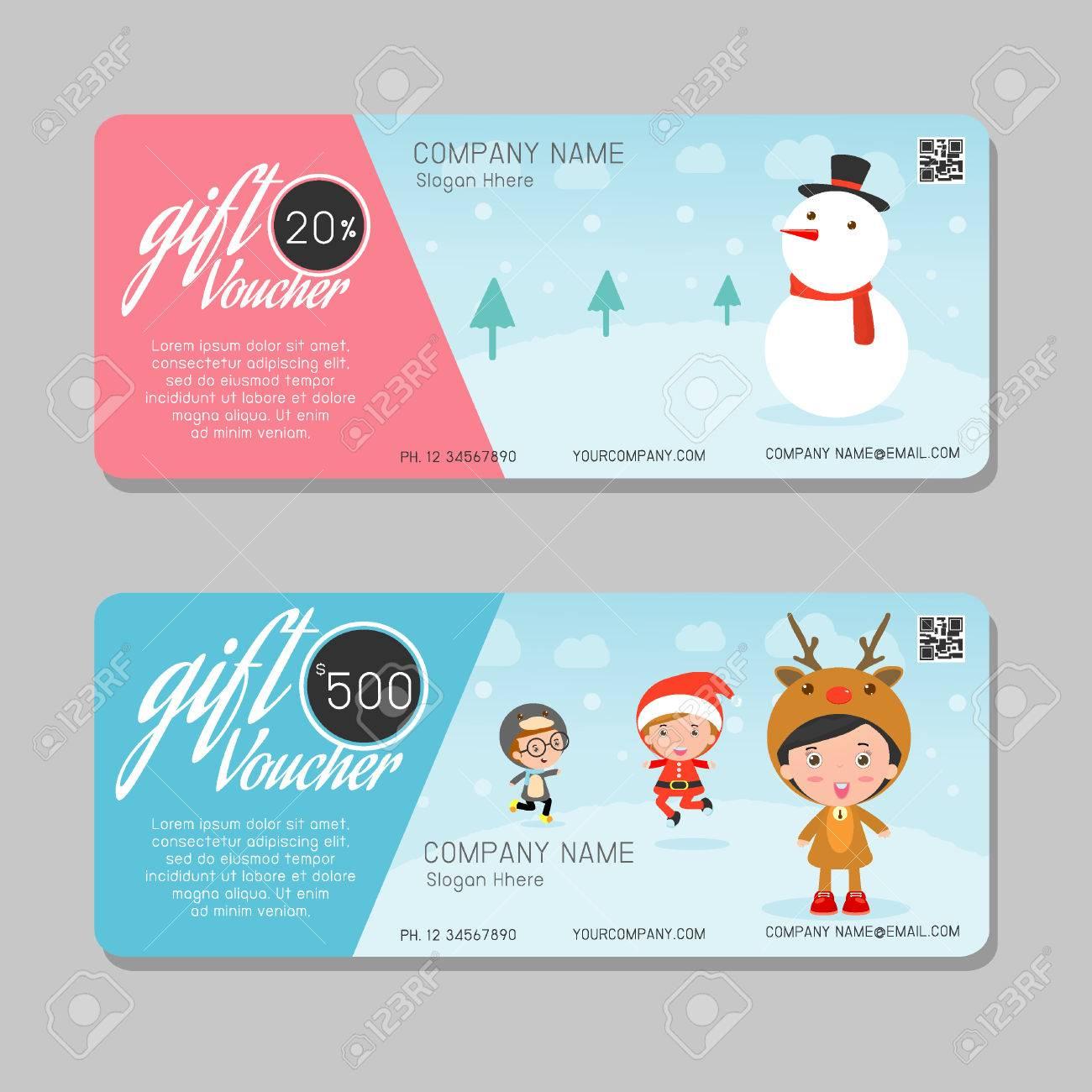 Voucher Gift Certificategift Voucher Template Cute Gift – Cute Gift Certificate Template