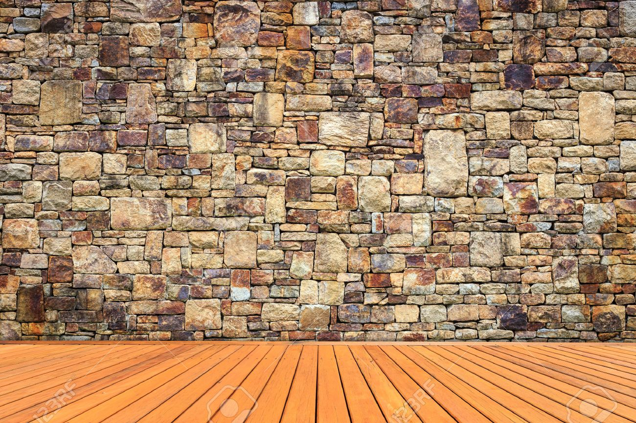 natural stone wall texture for background stock photo picture and