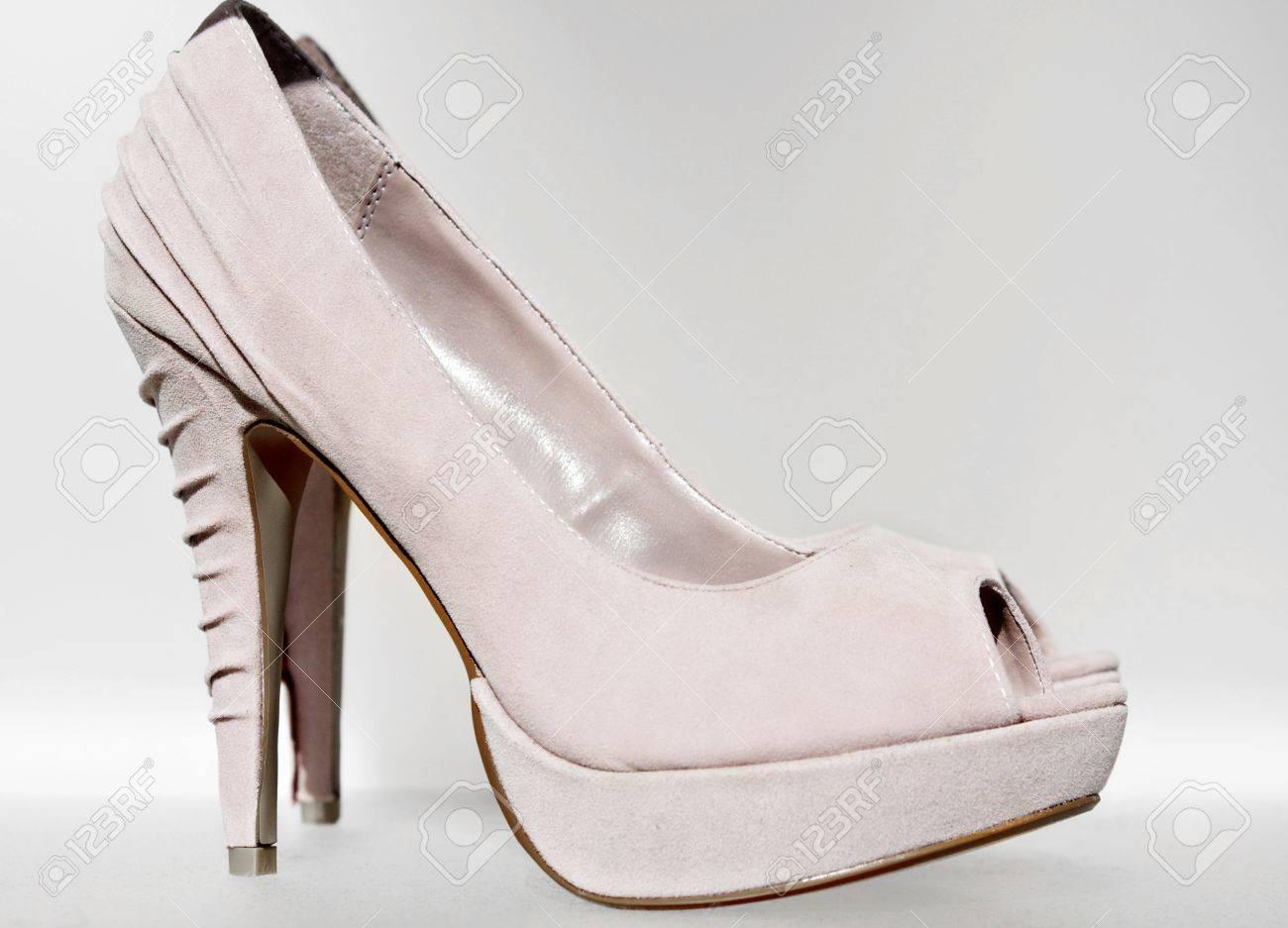 High Heel Ladies Shoes