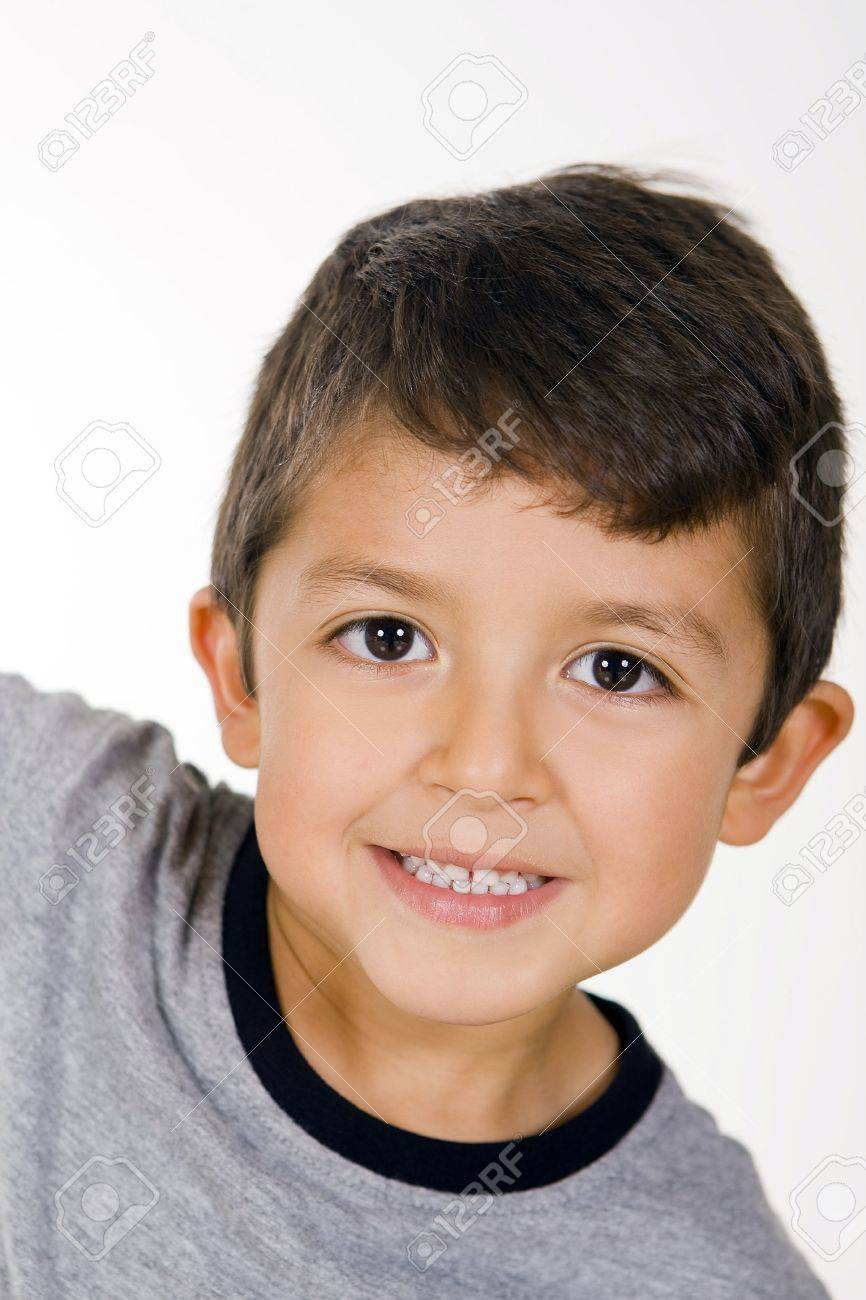 Cute and happy little boy - 5679725