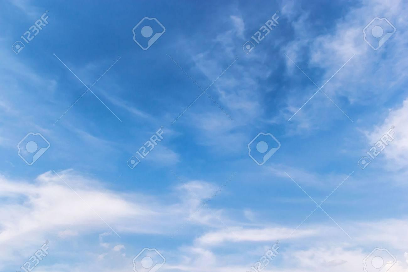 clouds in the blue sky - 29067378