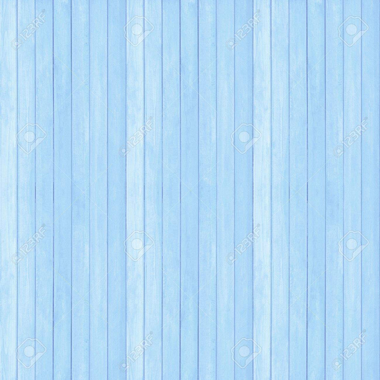 Wooden wall texture background, Blue pastel color - 41965906