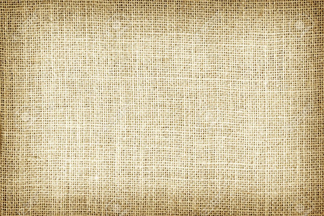Natural sackcloth textured for background. - 41966017
