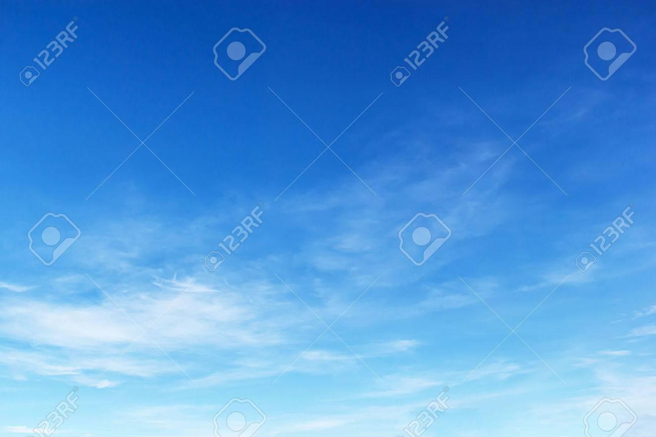 Fantastic soft white clouds against blue sky. - 41966417