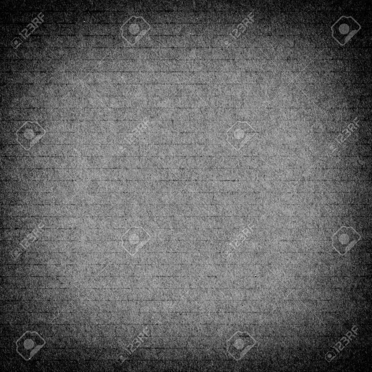 Marco De Grunge, Color Negro, Textura De Cartón O De Fondo Fotos ...