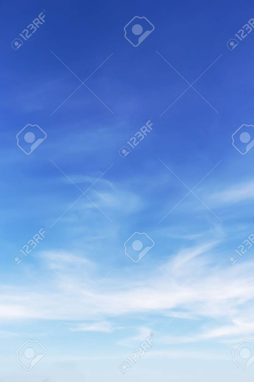 white clouds and blue sky background - 47416461