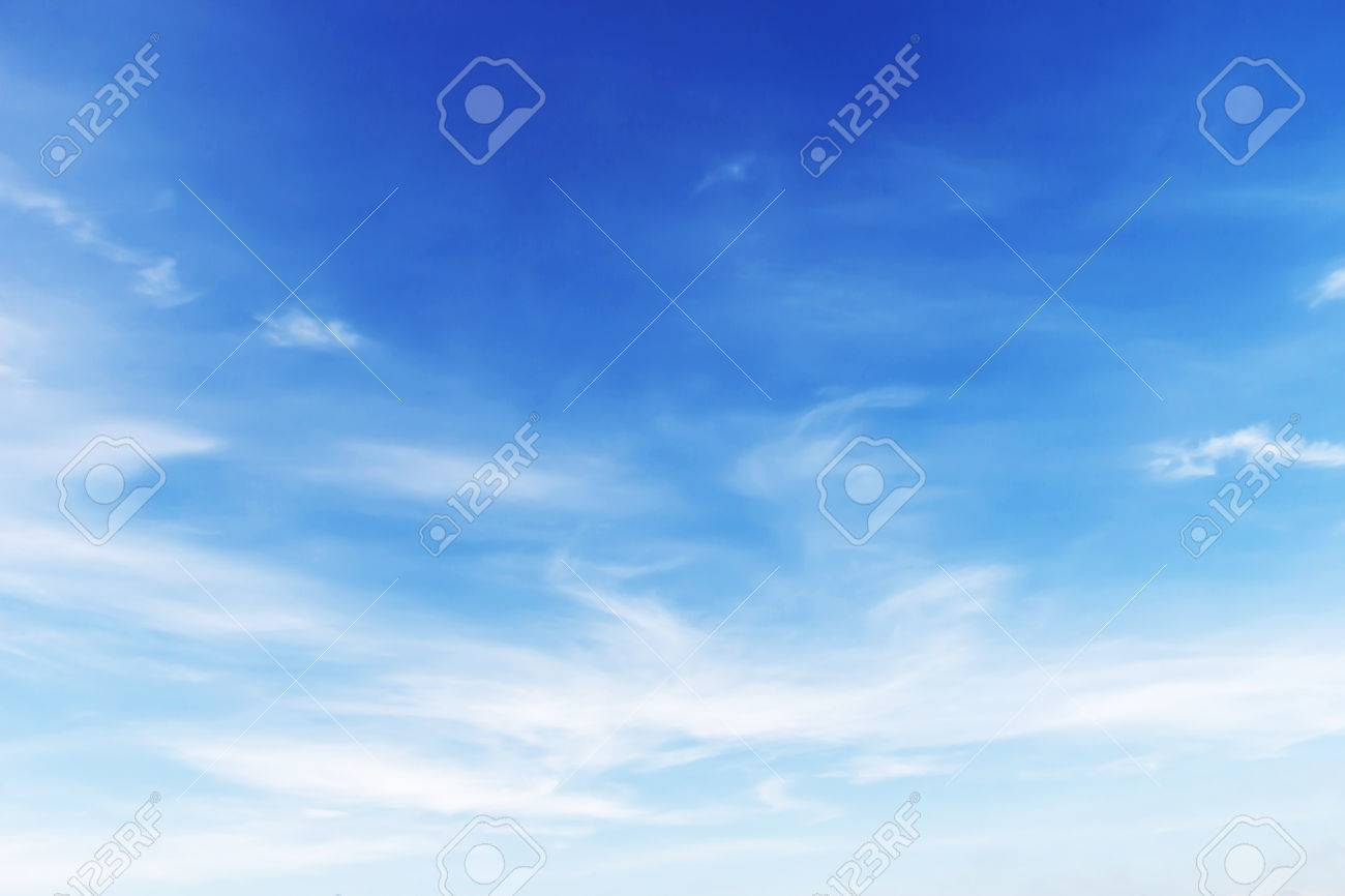 white clouds and blue sky background - 47486334