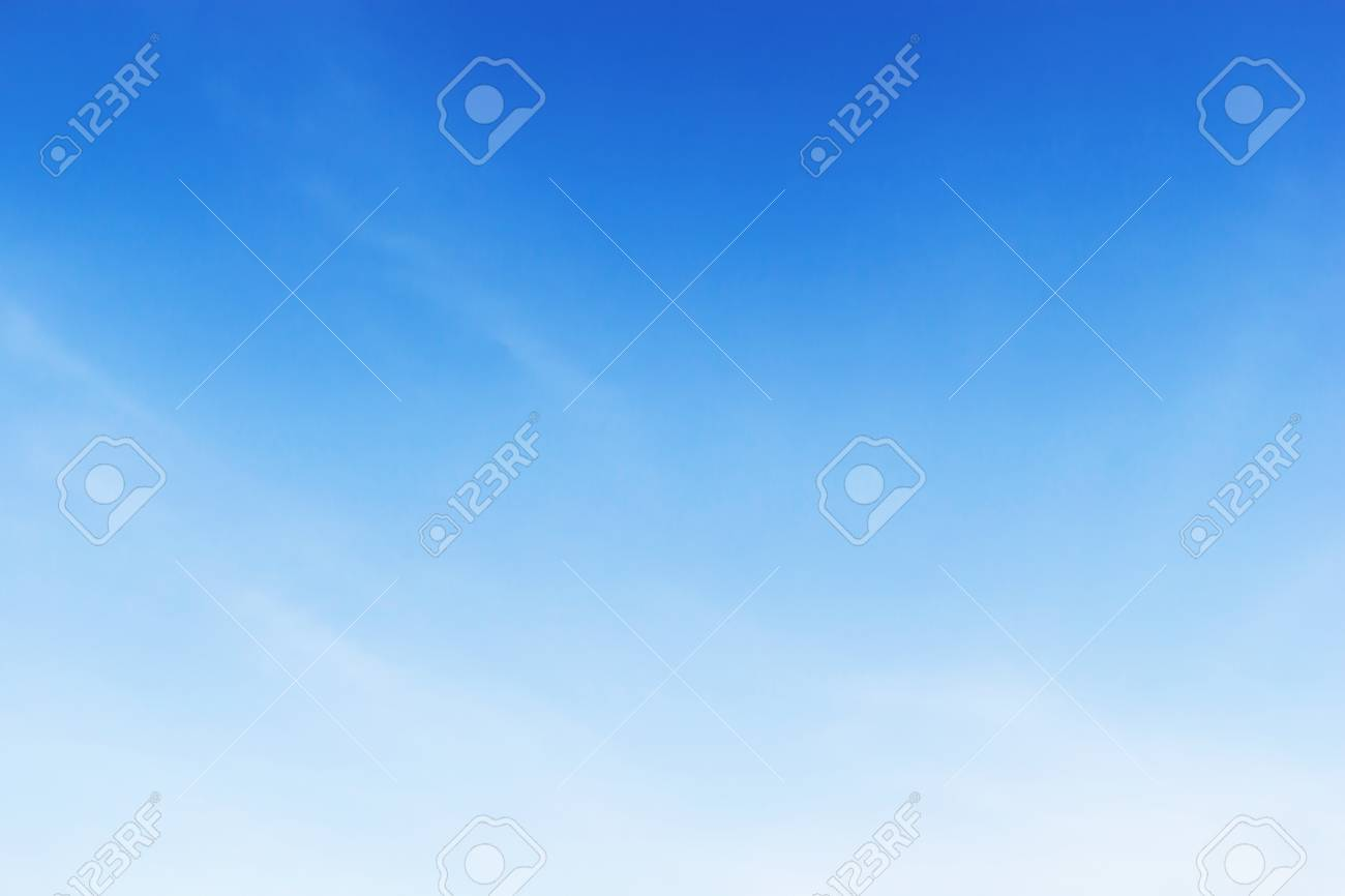 Fantastic soft white clouds against blue sky background - 50285175
