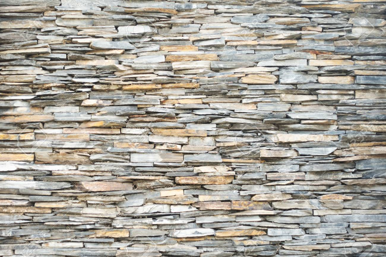 stone background or texture and empty space. - 110093137