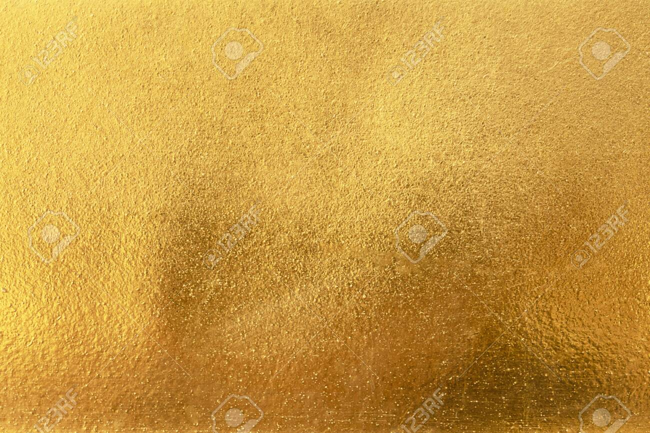 Gold abstract background or texture and gradients shadow. - 121843329