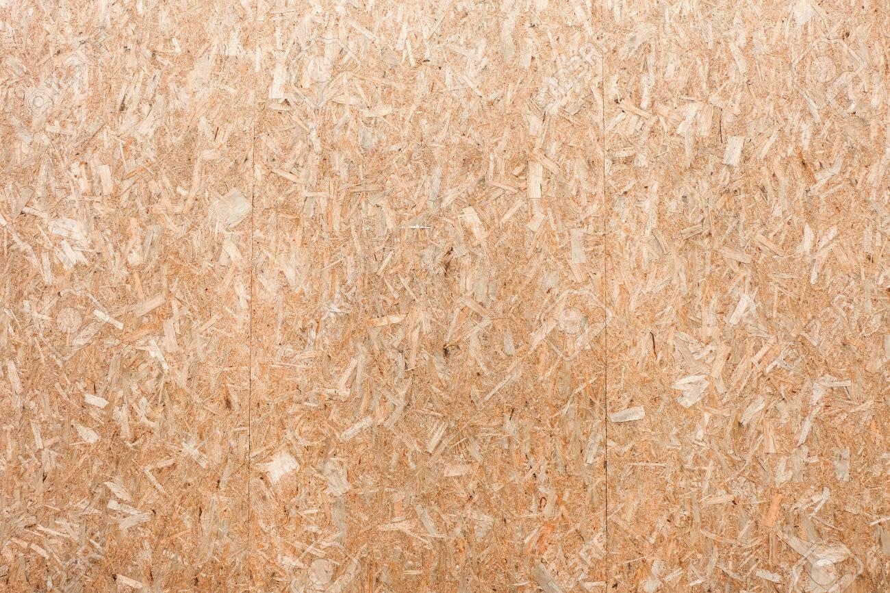 Osb 合板や配向性ストランド ボード 木製の壁背景テクスチャ の写真