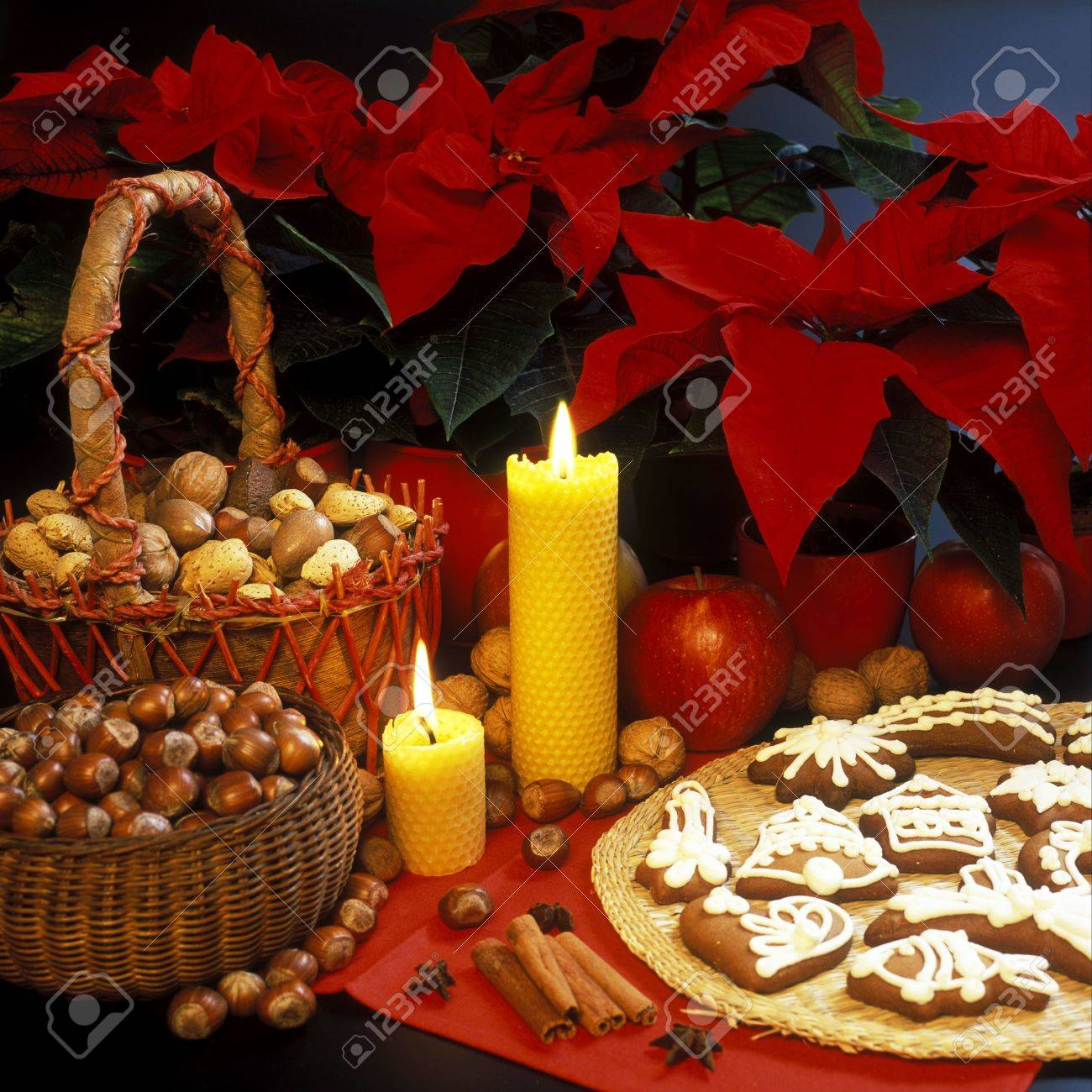 Christmas still life Stock Photo - 6040498