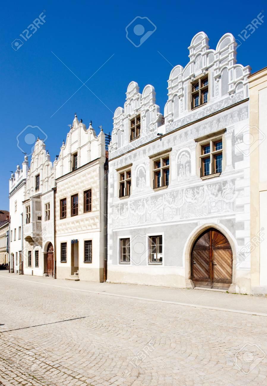 Slavonice, Czech Republic Stock Photo - 6373494