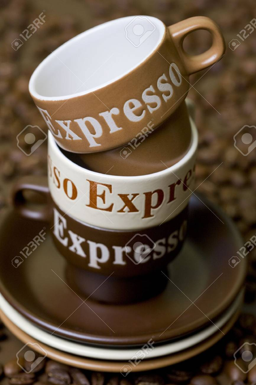 coffee still life Stock Photo - 7468607