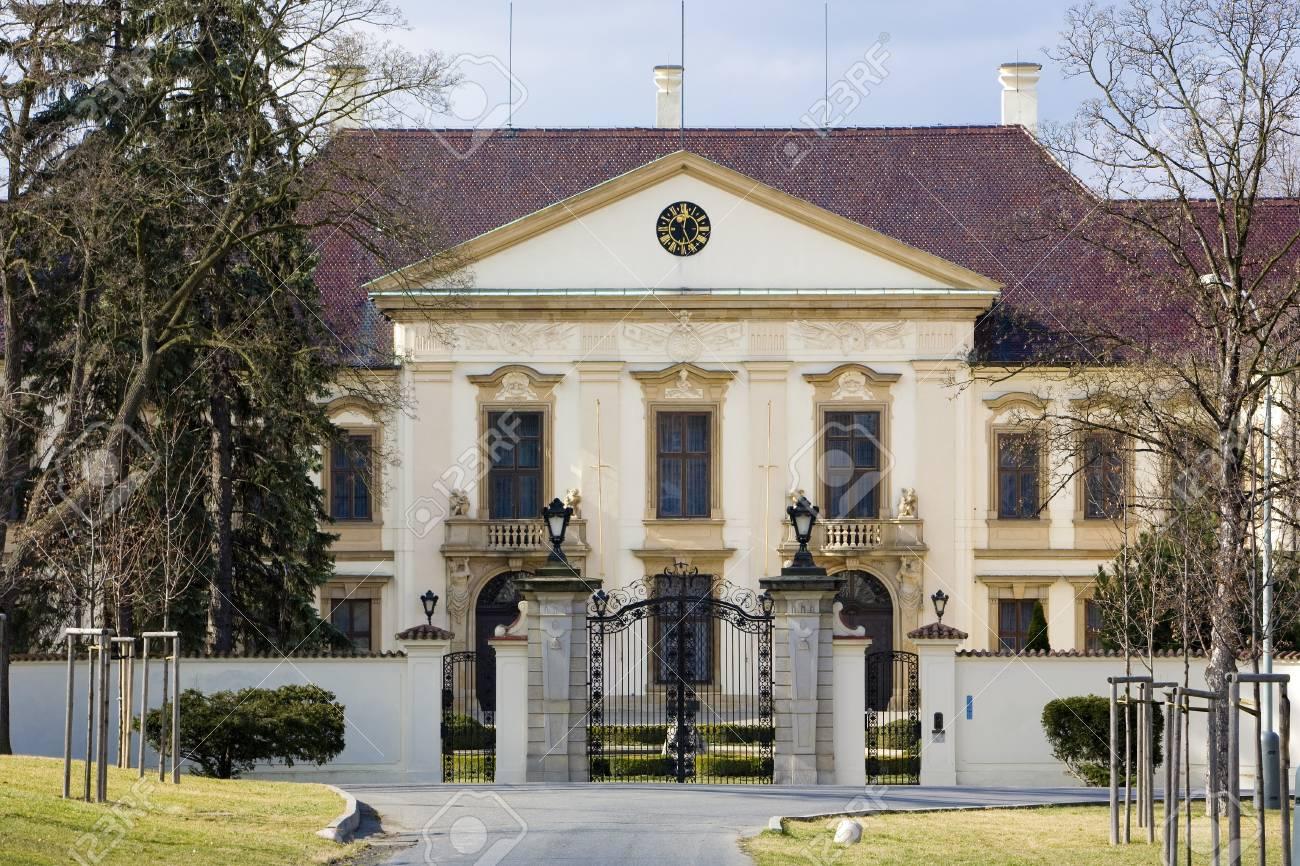 Kolodeje Palace, Czech Republic Stock Photo - 7573215