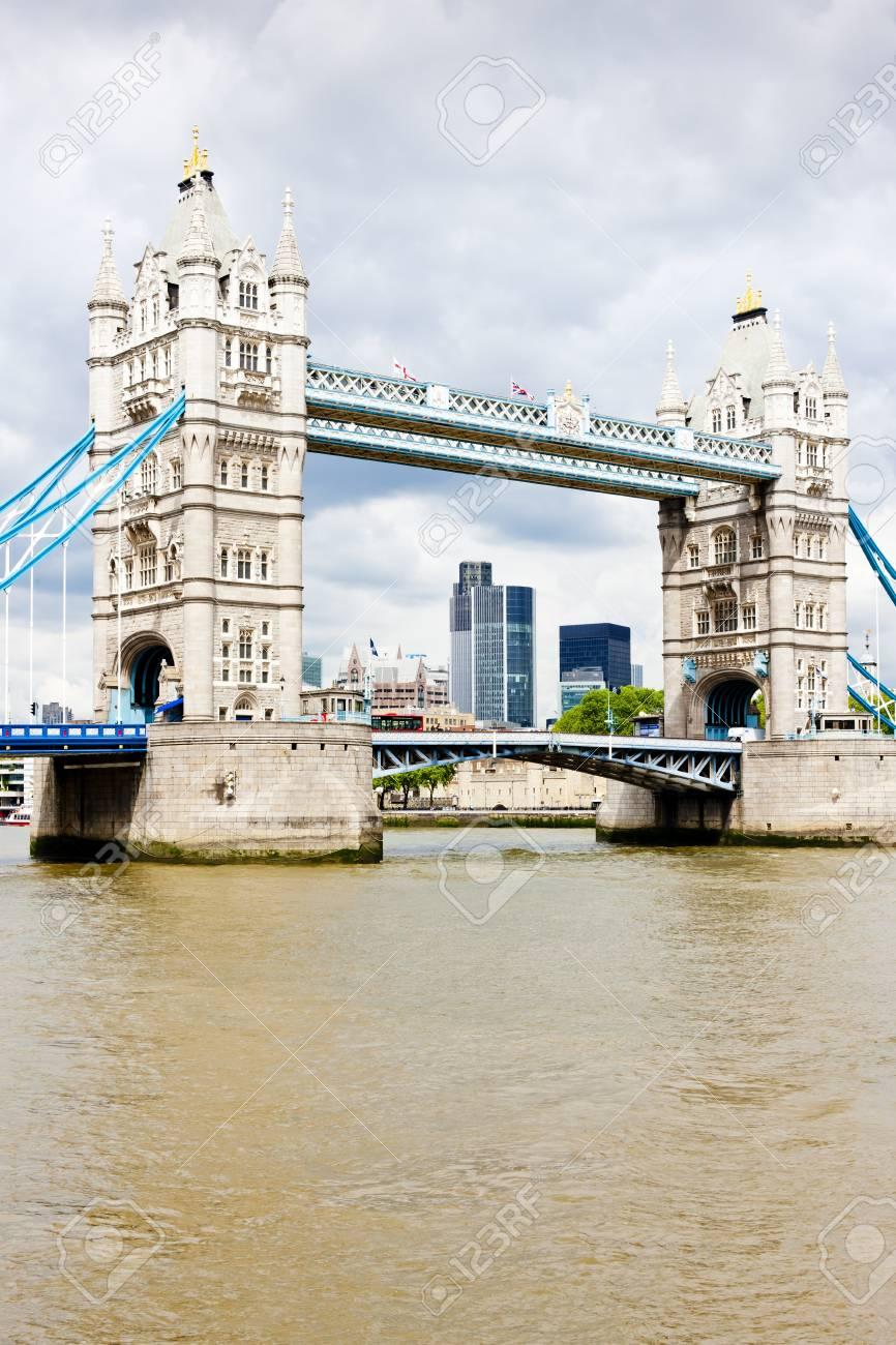 Tower Bridge, London, Great Britain Stock Photo - 8772924