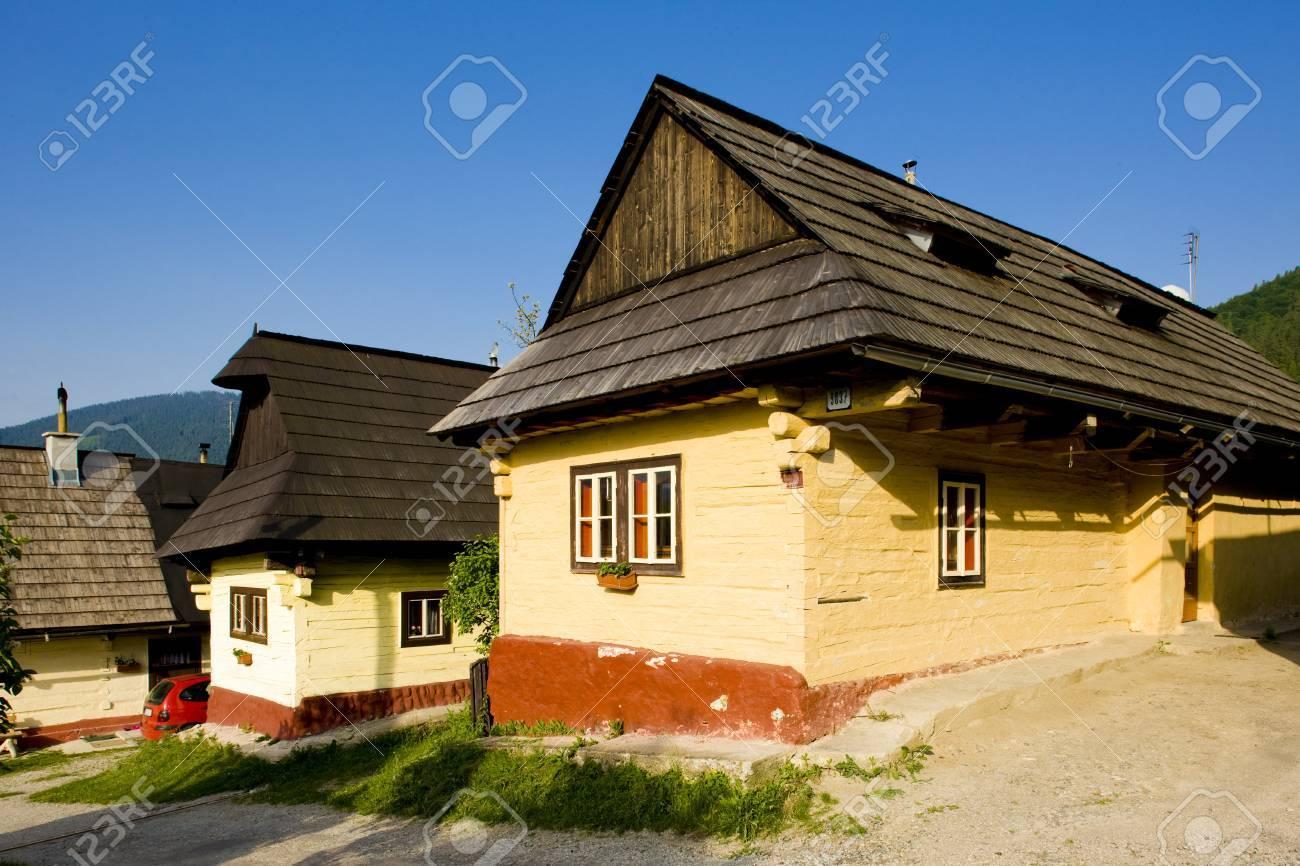 Vlkolinec, Slovakia Stock Photo - 8877131