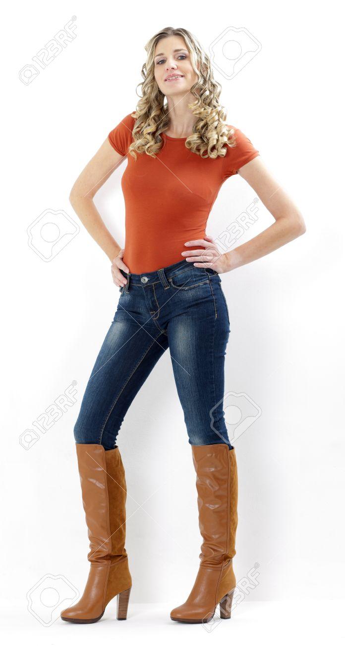 Women Wearing Boots - Boot 2017
