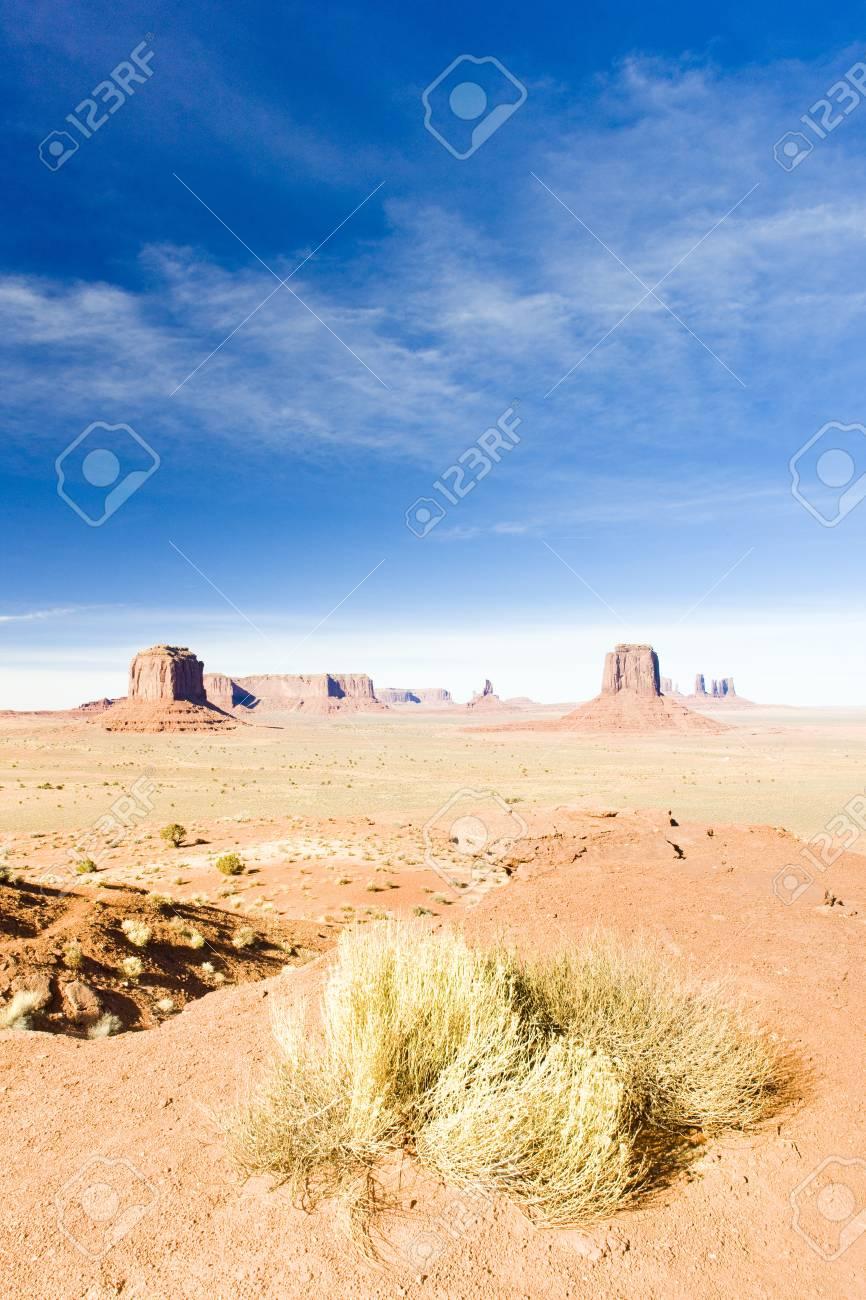 Monument Valley National Park, Utah-Arizona, USA Stock Photo - 16771957