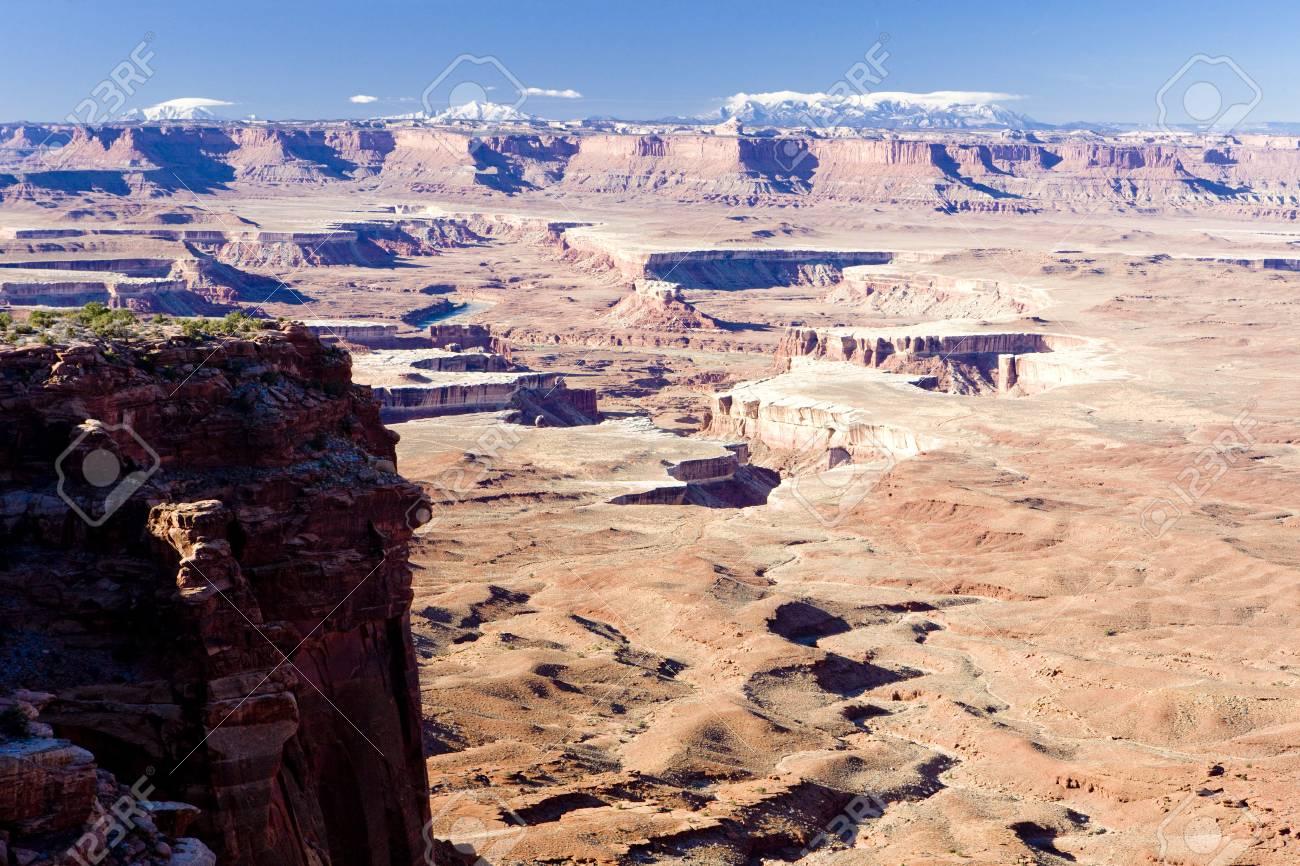 Canyonlands National Park, Utah, USA Stock Photo - 17176510