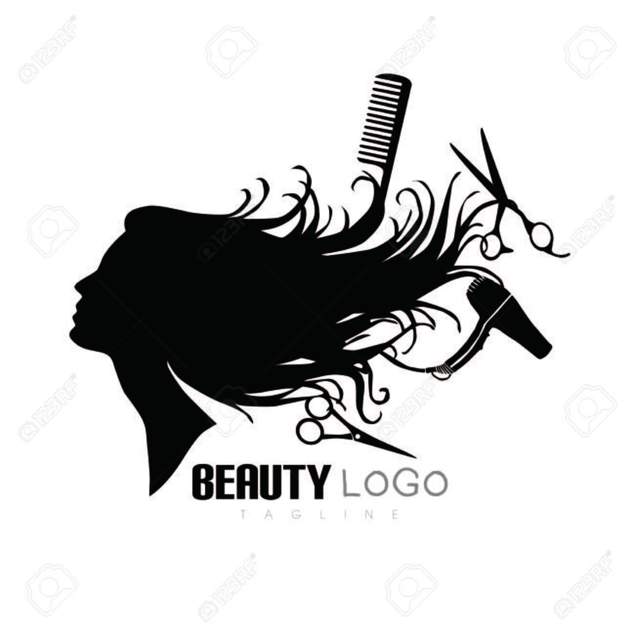 Beauty hair salon logosalon logo royalty free cliparts vectors beauty hair salon logosalon logo stock vector 73470319 altavistaventures Images