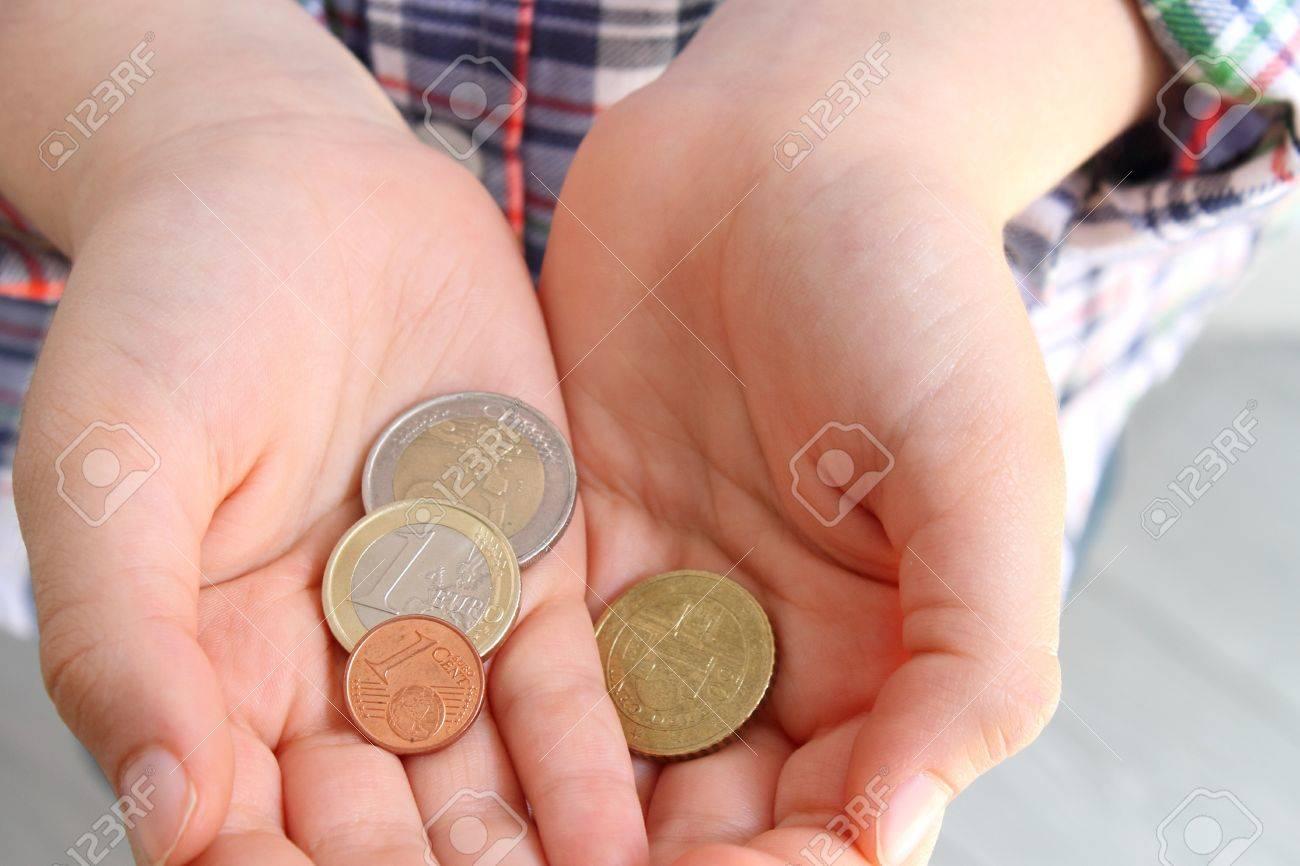 money in the hands Stock Photo - 13298572