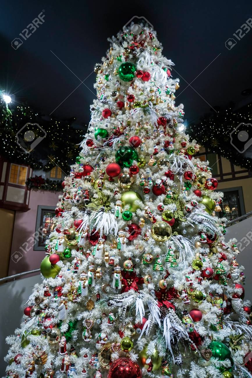 Weihnachtsbaum Berlin.Stock Photo