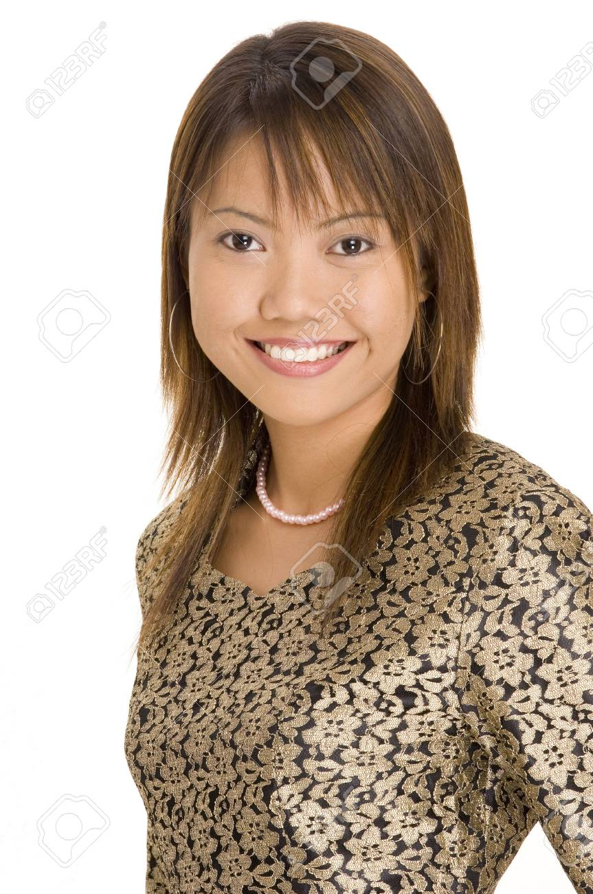 An attractive young asian woman in traditional Malay dress Stock Photo - 215484