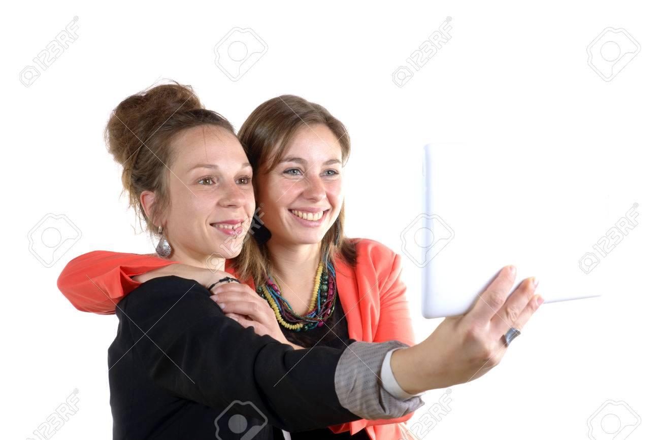 Digital teen girls — 3