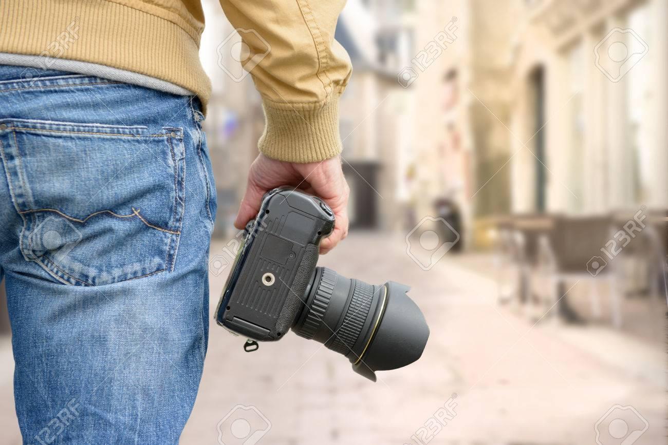 Appareil Photo Exterieur
