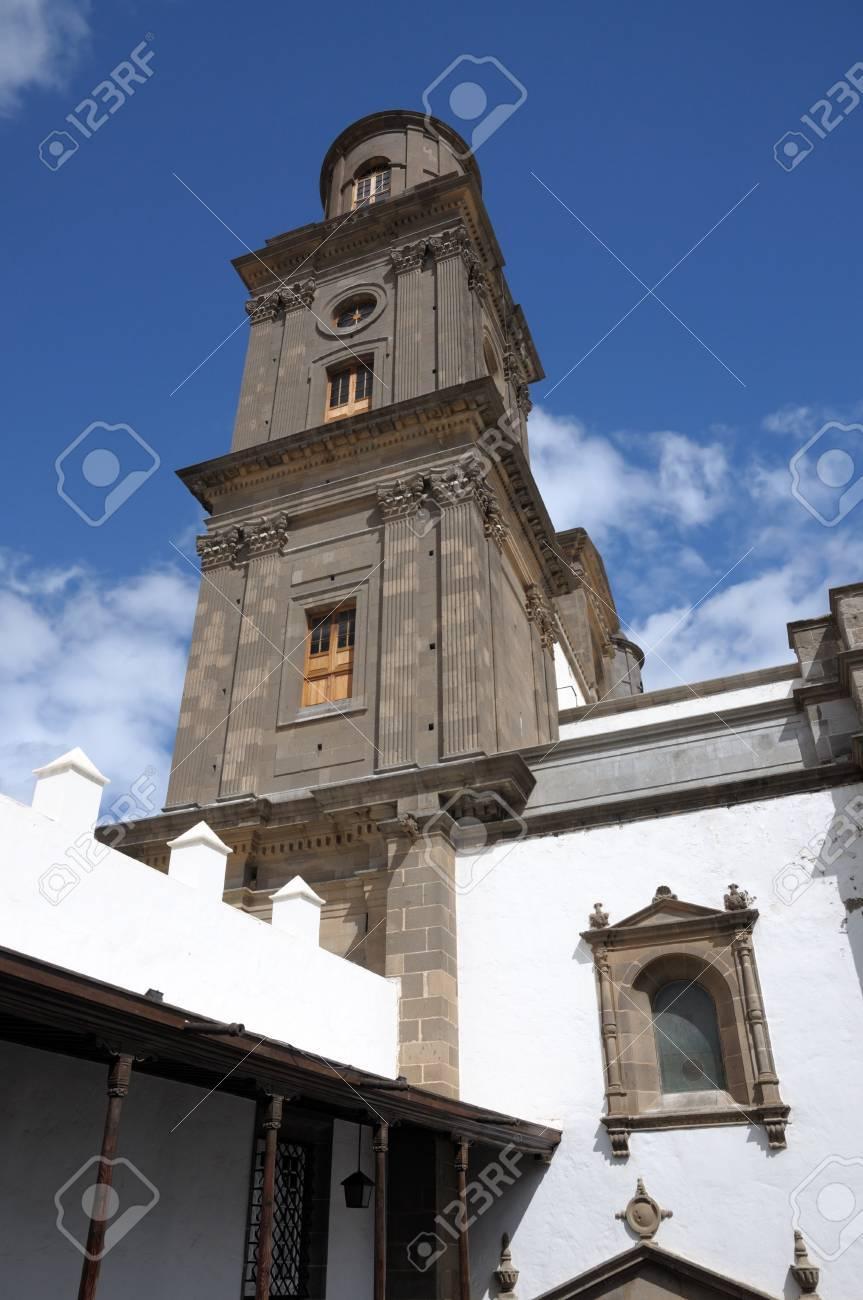 Church Santa Ana Cathedral in Las Palmas de Gran Canaria, Spain Stock Photo - 6994021