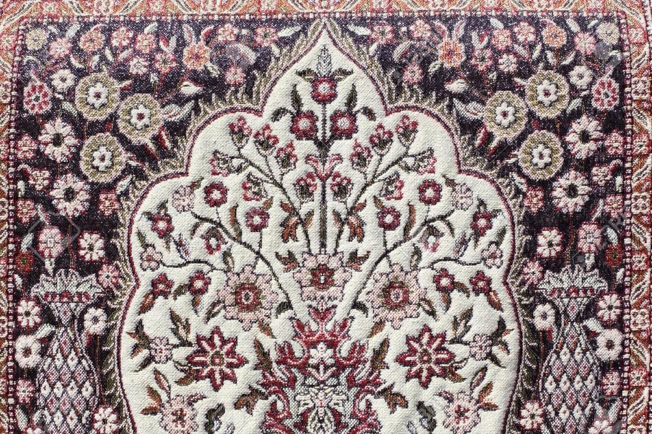 Beautiful Oriental Carpet Istanbul Turkey