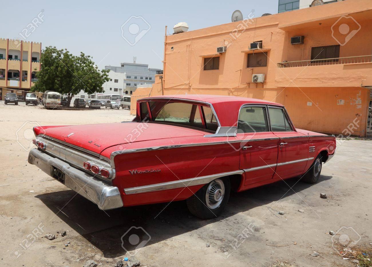 Vintage American Car Mercury Montclair From 1964 Stock Photo ...