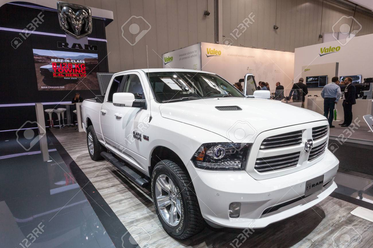 2016 Dodge Ram >> Hannover Germany Sep 23 2016 Dodge Ram 1500 With The Hemi