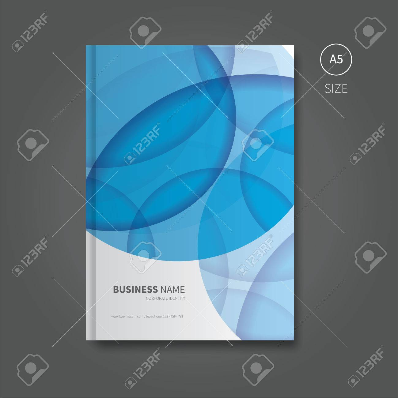 first page design of brochure or book royalty cliparts vector first page design of brochure or book
