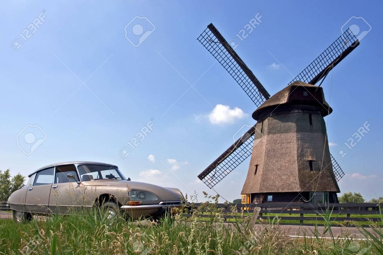 Very French, So Dutch Stock Photo - 1187098