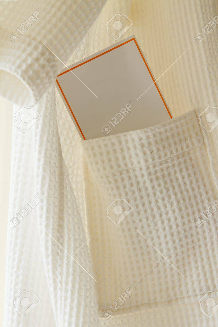 Bathrobe Stock Photo - 7669934